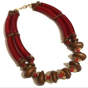 70s Vintage Statement Necklace